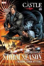 Castle : Richard Castle's Storm Season (2012, Hardcover)
