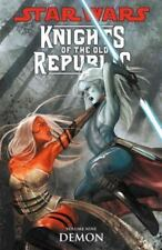 Star Wars: Knights of the Old Republic Volume 9 - Demon-ExLibrary