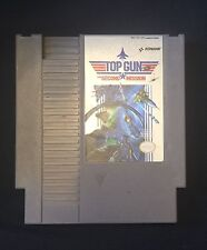 Top Gun: The Second Mission (Nintendo, 1990) NES GAME ! Free shipping !