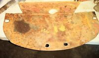 Massey Harris MH 30 Tractor front radiator splash guard bottom cover part