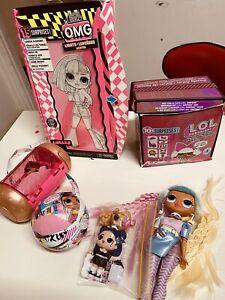 OMG LOL Surprise Dolls Bundle Bulk Lot - 7 Dolls