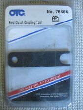 OTC No. 7646A Ford Clutch Coupling Tool Made in the USA