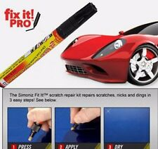 SIMONIZ FIX IT PRO CLEAR COAT PAINT SCRATCH REMOVER REPAIR PEN CAR VEHICLE CARE