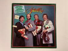 THE STATLER BROTHERS Christmas Present LP Mercury 824785 1 US 1985 SEALED 00H