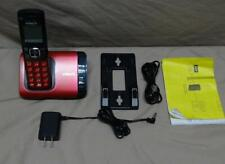 Vtech Cordless Phone with Caller Ip Red - Model C56719-16 - Red