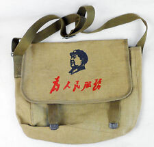 Surplus Chinese Army PLA Soldier Canvas Bag Pouch-D645