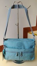 KIPLING #ANGIE Crossbody Bag in Aqua Frost Color