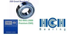 (Qty.2) 6205-ZZ HCH Premium 6205 2Z shield bearing 6205 ball bearings 6205 ZZ