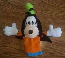 Vintage Disney Applause Goofy Stuffed Animal Plush Hand Puppet