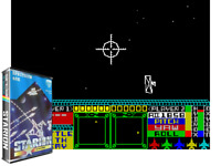 Sinclair ZX Spectrum 48K Game - STARION - Melbourne House - Tested & Working