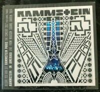 "RAMMSTEIN: ""Paris 2017"" + Rammstein In Amerika (RARE CD+DVD)"