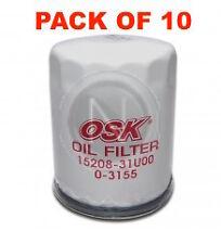 OSAKA Oil Filter Z547 - FOR Honda Accord CK CM CP CR CIVIC ES EU FD - BOX OF 10