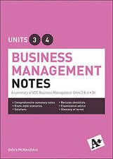 Business, Management Paperback 3 Units