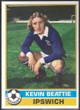 TOPPS-FOOTBALL (RED BACK 1977)-#060- IPSWICH - KEVIN BEATTIE