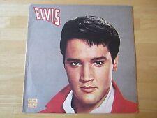 Rare Elvis Presley LP,  Elvis, Made in Bulgaria, Balkanton Records #  BTA 11492