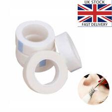 5 Rolls Eyelash Lash Individual Extension Tool Supply Medical Tape Salon UK