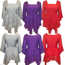 Lace Tunic, Kaftan Classic Tops & Shirts for Women