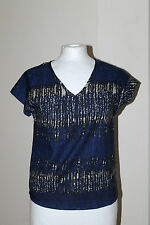 Atmosphere Multicoloured Smart Casual Top Size 10
