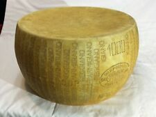 Faux Cheese Parmigiano-Reggiano made in Italy.