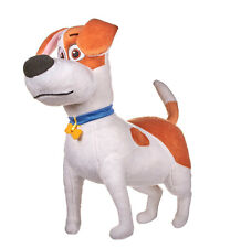 """NEW OFFICIAL 12""""  SECRET LIFE OF PETS 2 STANDING MAX SOFT PLUSH TOYY"""