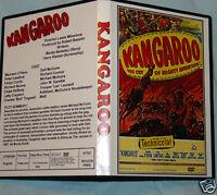 KANGAROO - DVD - Maureen O'Hara, Peter Lawford