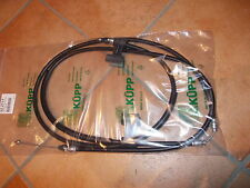 CAVO FRENO A MANO LANCIA DELTA 1600 HF TURBO REAR BRAKE CABLE