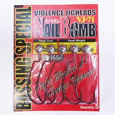 Decoy VJ-71 Nail Bomb 3/32oz Hook Size #2
