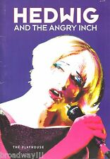 """Michael Cerveris """"HEDWIG and the ANGRY INCH"""" John Cameron Mitchell 2000 London"""
