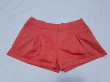 Cotton Patternless Mid-Rise Hand-wash Only Shorts for Women