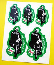 """Cafe Racer Castrol Vintage Style' la unbeatables """"Stickers Calcomanías"""