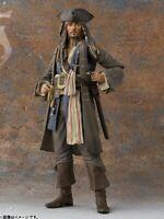 Nuevos Piratas del Caribe Capitán Jack Sparrow Figura de Acción Modelo PVC