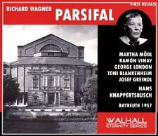 Wagner / Moedl / Bayreuth Festival Chorus & Orch - Parsifal [New CD]
