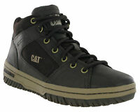 Caterpillar Assign Mid Guinness Leather Nubuck Ankle Mens Walking Hiking Boots
