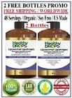 2 Bottles - LIPOTROPIC LIQUID MIC VITAMIN B COMPLEX AMINO ACIDS FAT BURNER