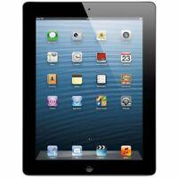 "Apple iPad 2  (Wi-Fi) 9.7"" Tablet 512MB Ram 16GB Flash iOS"
