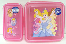 Princess Sandwich and Snack Lunch Box