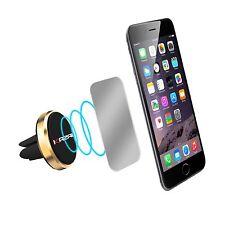 Magnetic Car Phone Holder Universal iPhone Dashboard Sat Nav GPS Air Vent Mount