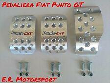 Kit Pedaliere in alluminio FIAT Punto GT
