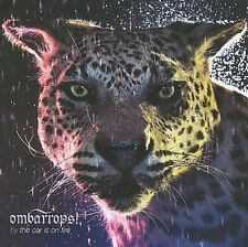 THE CAR IS ON FIRE - OMBARROPS! * NEW CD