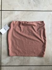 Bodycon Pink Skirt Size 12 BNWT