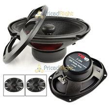 "6x9"" 2 Way Coaxial Speaker System 240 Watts Max Power 4 Ohm DS18 Z-694 Elite"