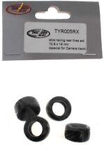 Thunderslot TYR005RX Rennreifen Slick Hinterachse 10,8 x 19mm für Carrera® (4 St