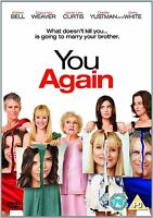 You Again - 2011 Kristen Bell, Sigourney Weaver, Betty White New UK Region 2 DVD