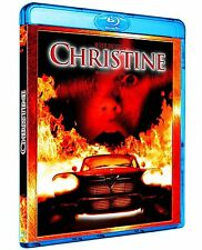 Christine Bluray  BRAND NEW AND SEALED UK REGION 2 Bluray