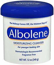 Albolene Moisturizing Cleanser Fragrance Free 12 oz ( Pack of 3)