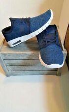 Nike Stefan Janoski Max Trainers Blue/Obsidian MENS SIZE 7 WMNS 8.5 631303 444
