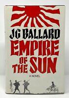 J.G. Ballard - Empire of the Sun - UK 1st 1st - Basis Film - Author Crash - NR