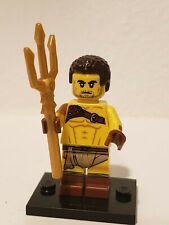 authentic LEGO minifigure Roman Gladiator CMF series 17 col17-8 col293