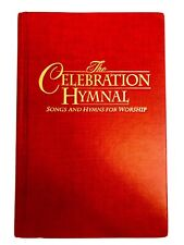 The Celebration Hymnal: Songs & Hymns for Worship-HB-RED-Word Music Pub-1997