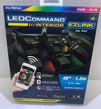 "New listing New Alpena Ezlink Led Command Interior 77295 Rgb Lights 48""/ 1.2m Led Strips"